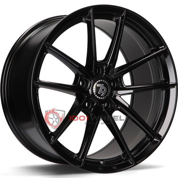 79Wheels SCF-A gloss-black