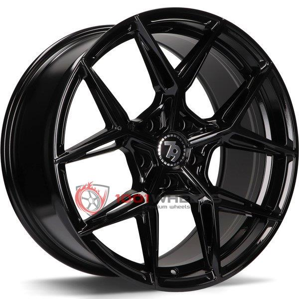 79Wheels SCF-B gloss-black