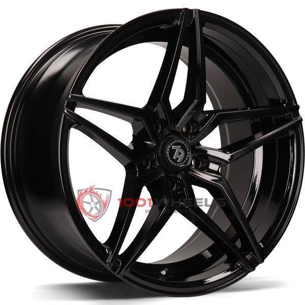 79Wheels SV-A gloss-black
