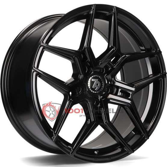 79Wheels SV-B gloss-black