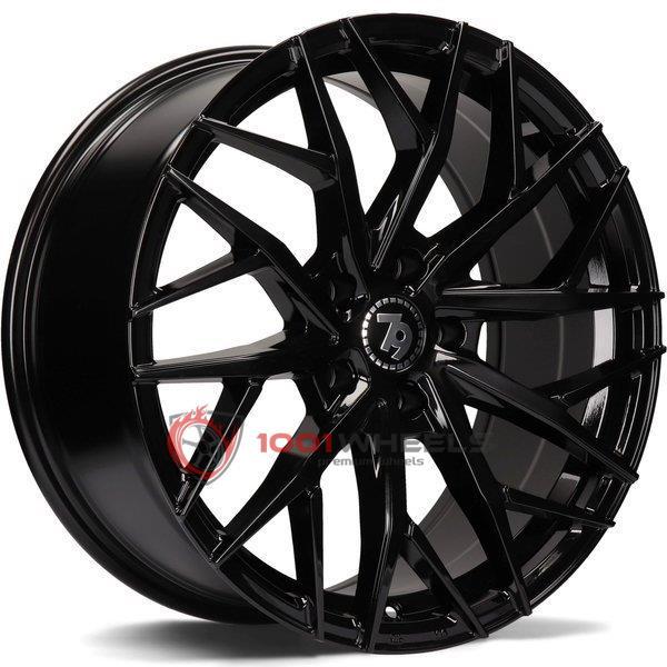 79Wheels SV-C gloss-black