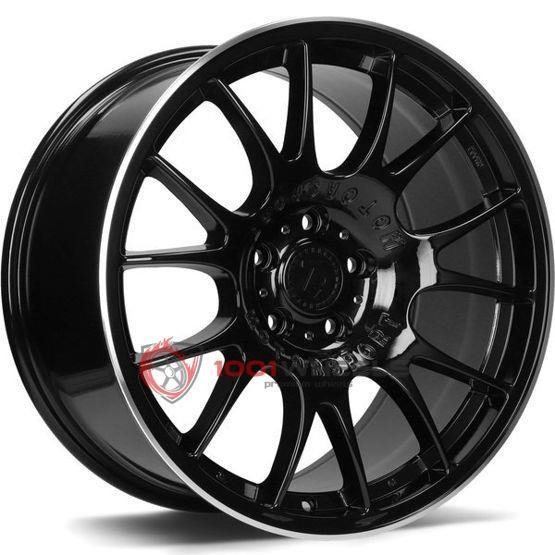 79Wheels SV-H gloss-black-polished-lip