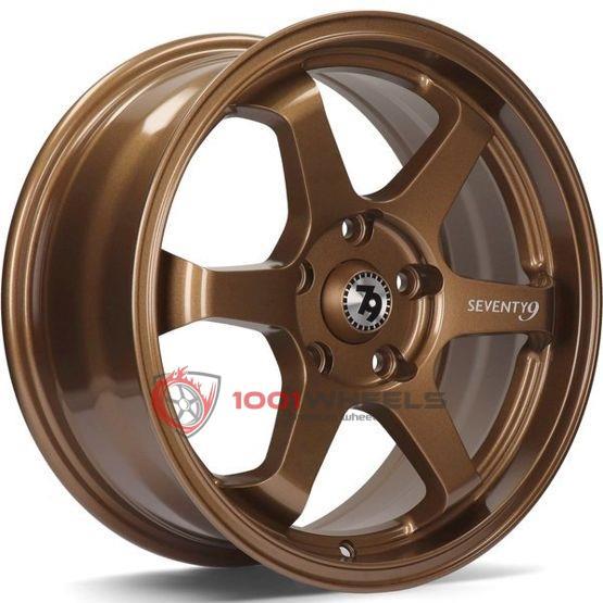79Wheels SV-J bronze