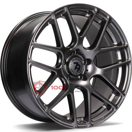 79Wheels SV-L diamond-hyper-black