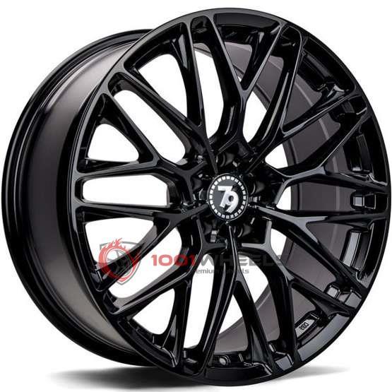 79Wheels SV-P gloss-black