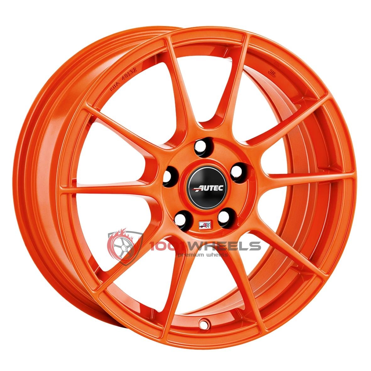Autec Wizard racing-orange