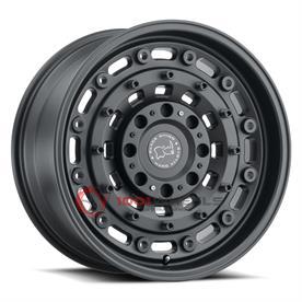 BLACK RHINO ARSENAL textured-matte-black