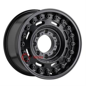BLACK RHINO AXLE matte-black