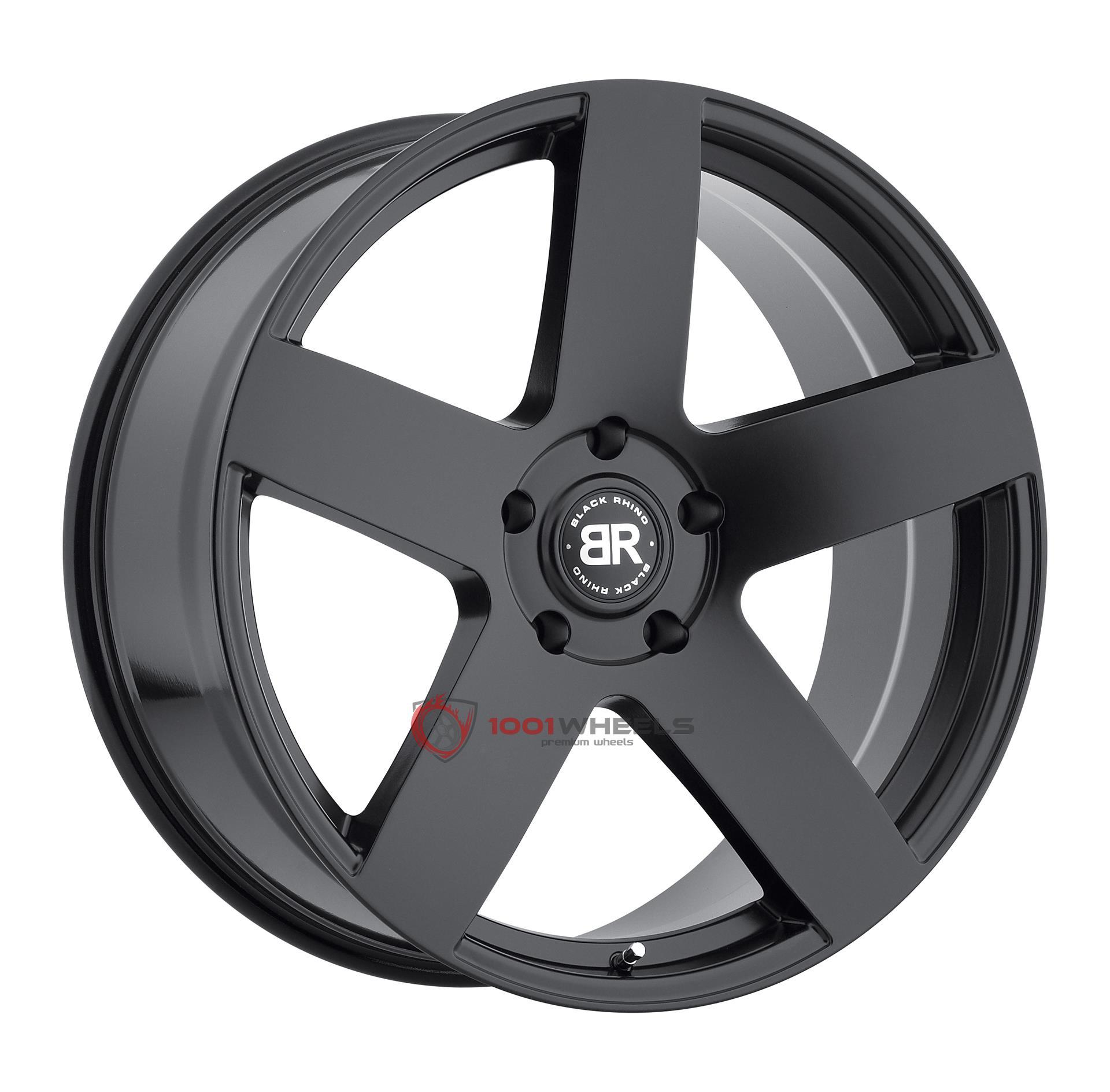 BLACK RHINO EVEREST matte-black