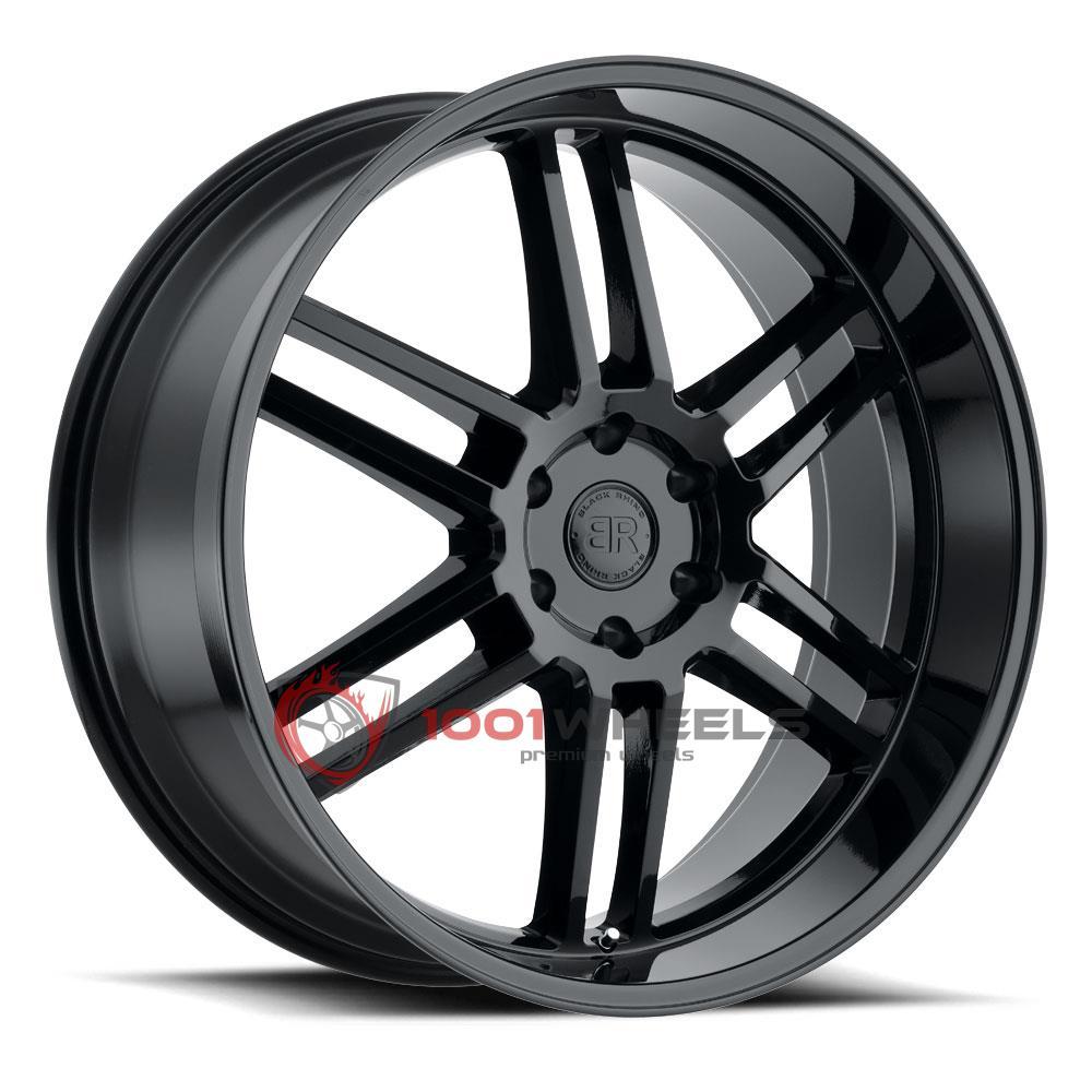 BLACK RHINO KATAVI gloss-black