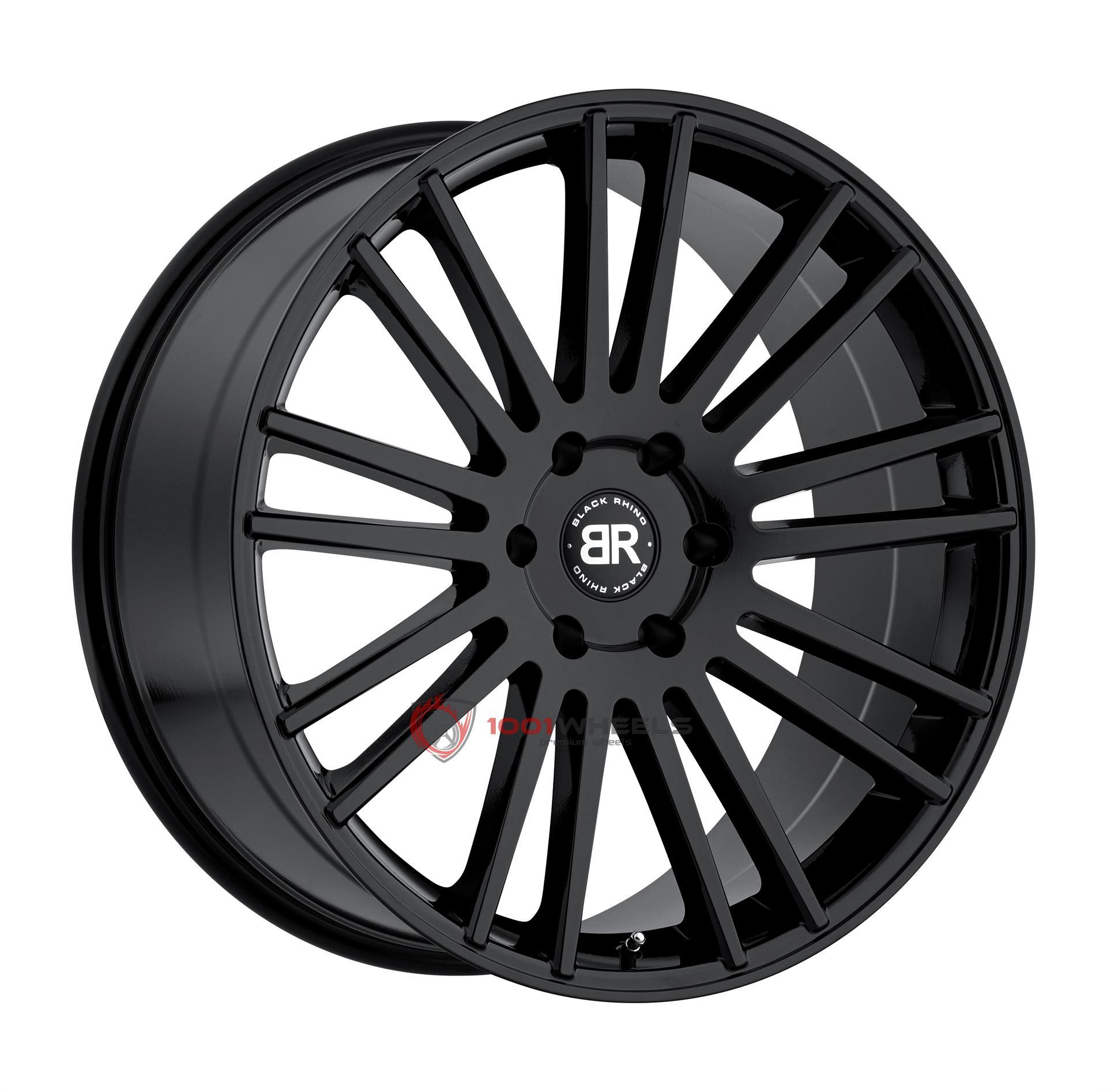 BLACK RHINO KRUGER gloss-black