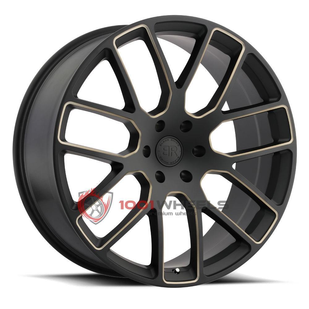 BLACK RHINO KUNENE matte-black-wdark-tint-milled-spokes