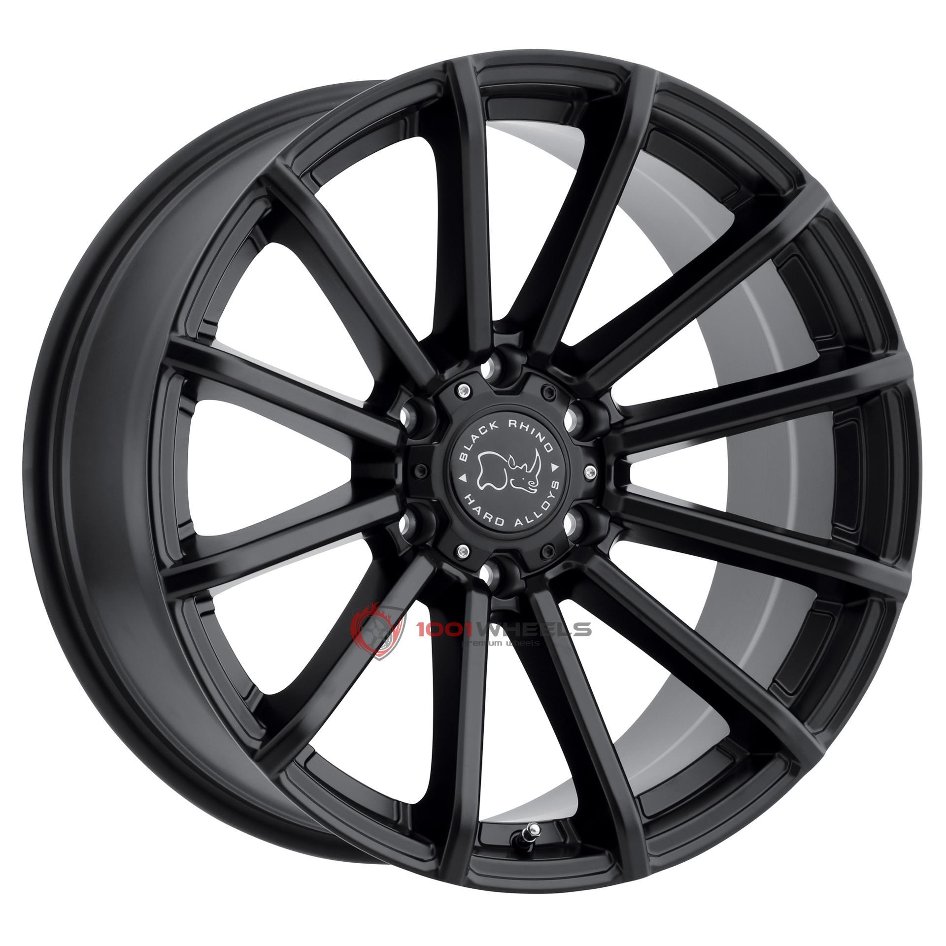 BLACK RHINO ROTORUA gloss-black