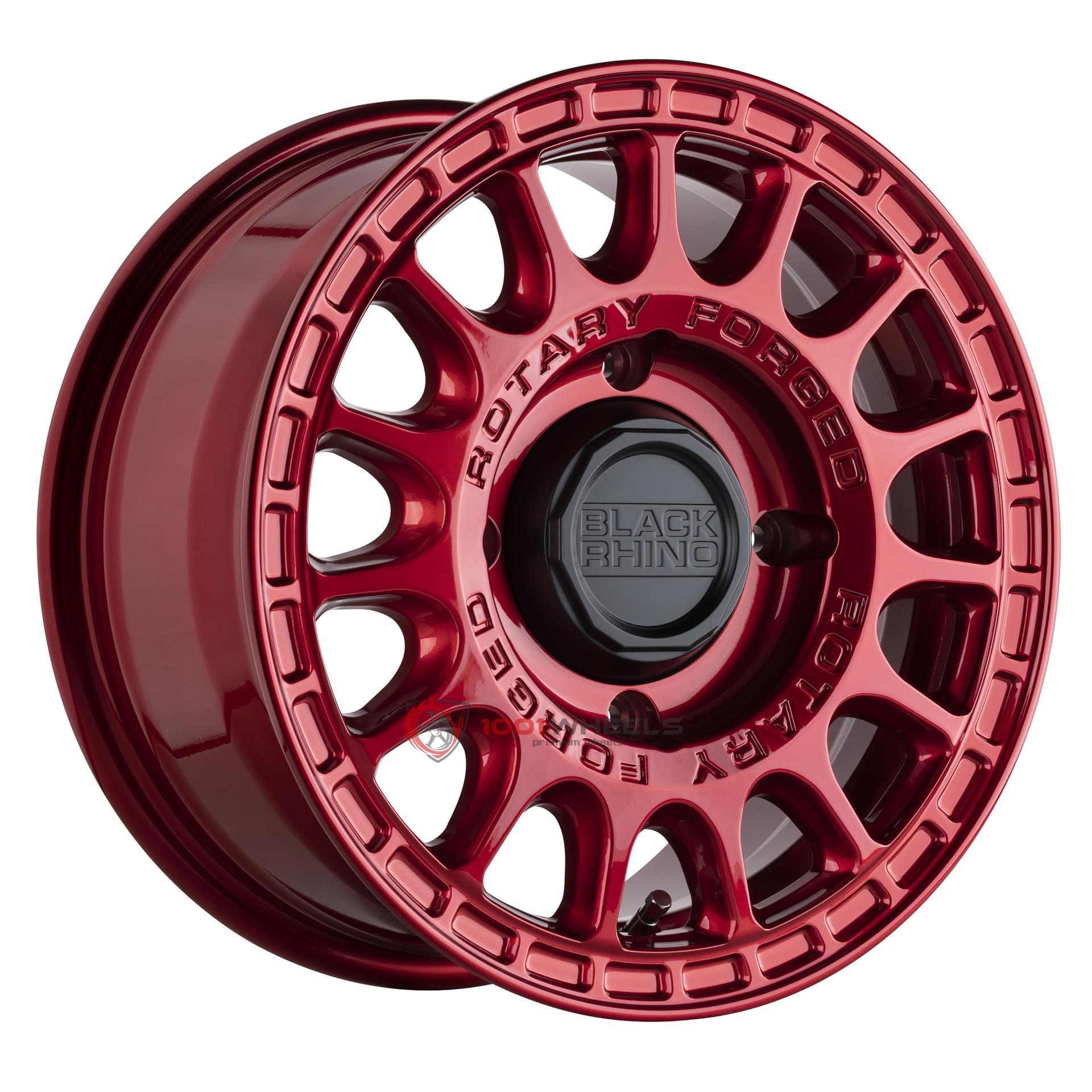 BLACK RHINO SANDSTORM candy-red