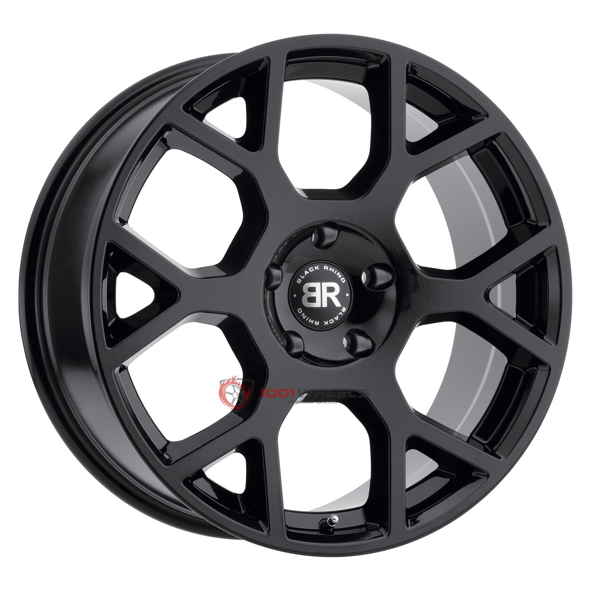 BLACK RHINO TEMBE gloss-black