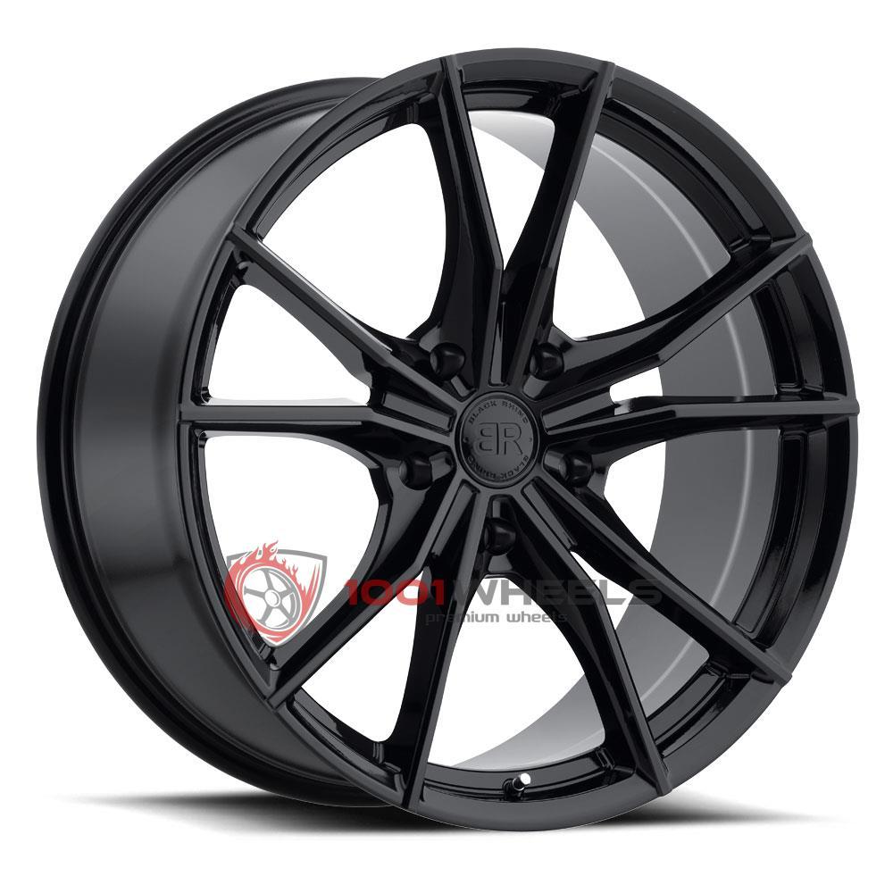 BLACK RHINO ZION gloss-black