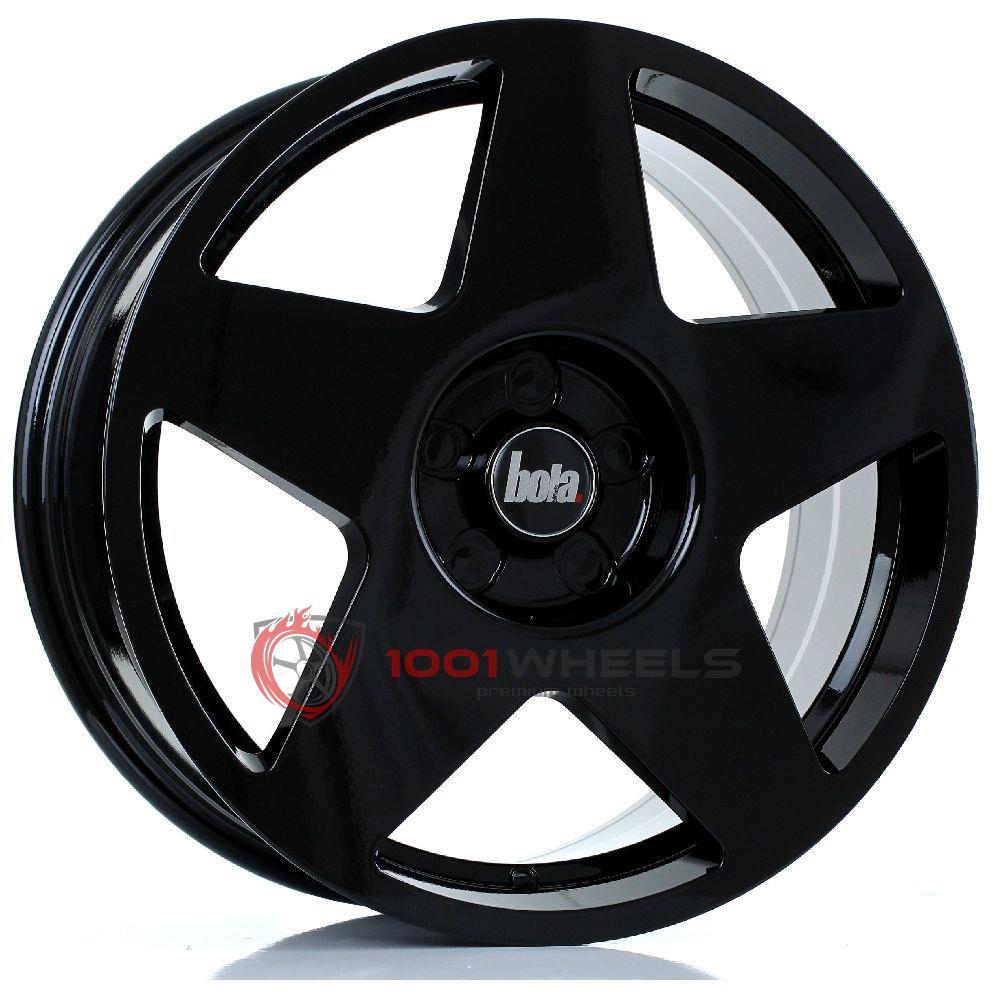 BOLA B10 gloss-black