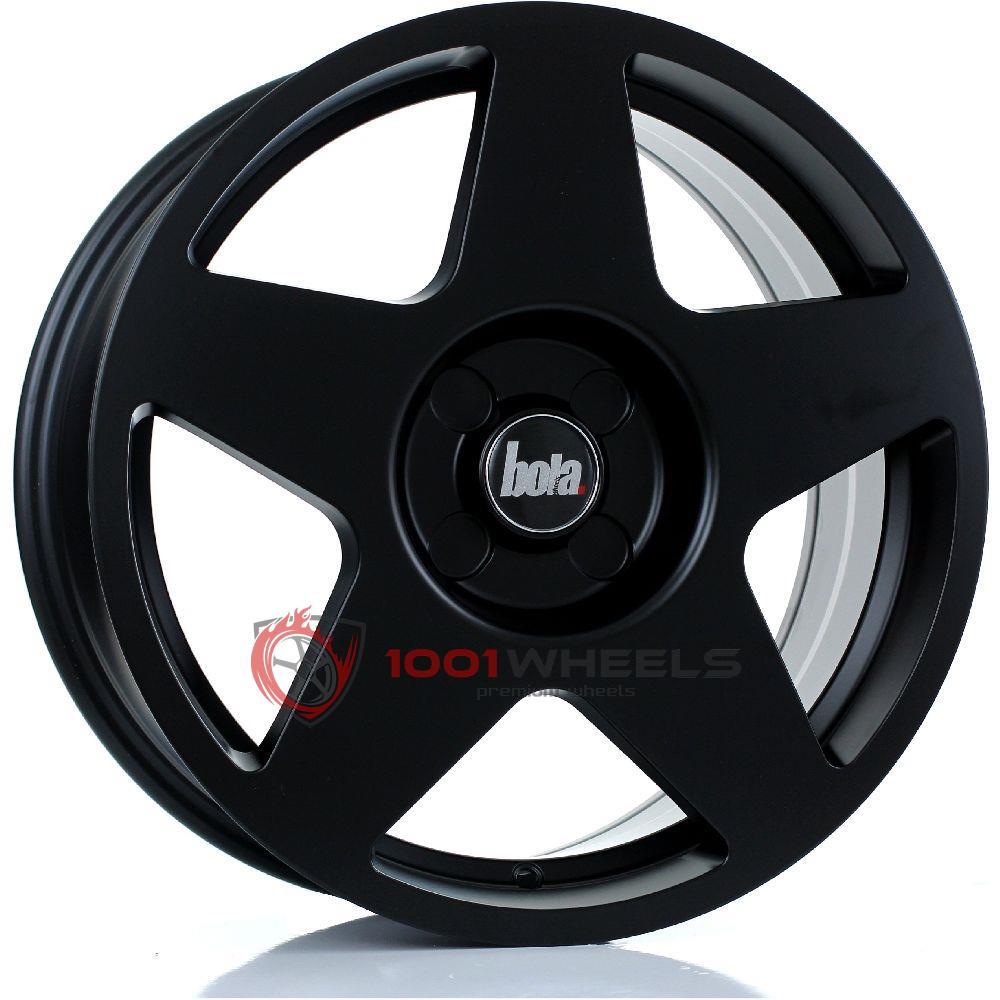 BOLA B10 matt-black