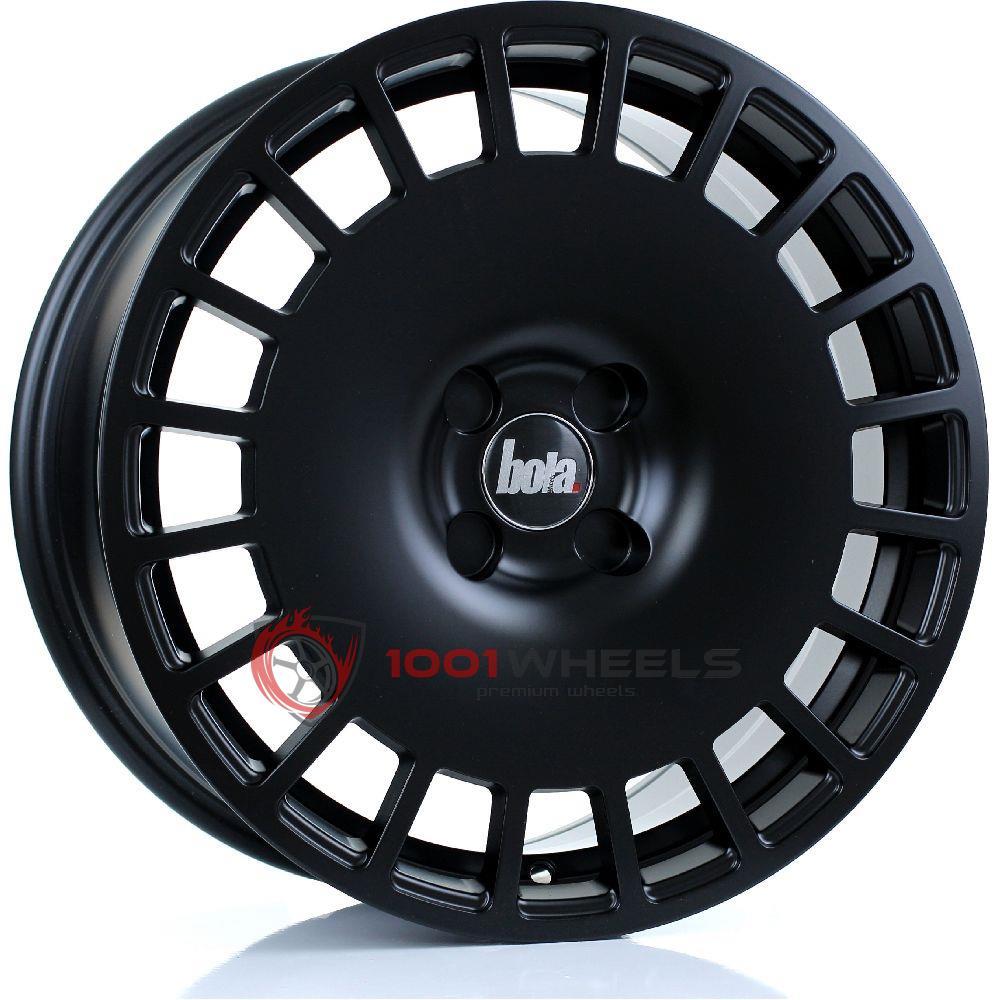 BOLA B12 matt-black