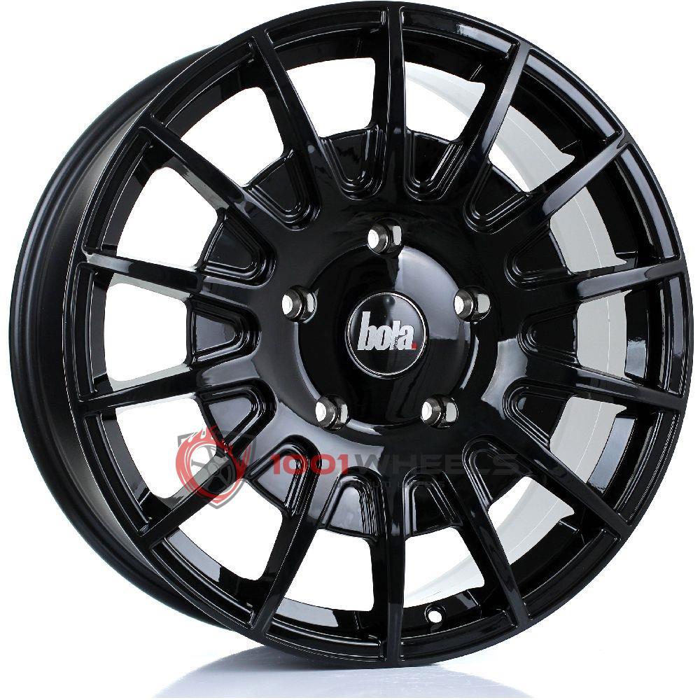 BOLA B21 gloss-black