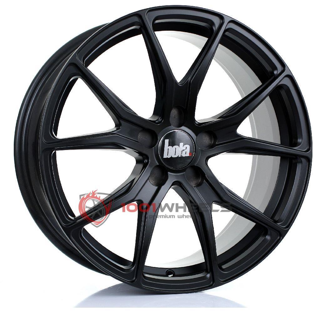 BOLA B6 matt-black