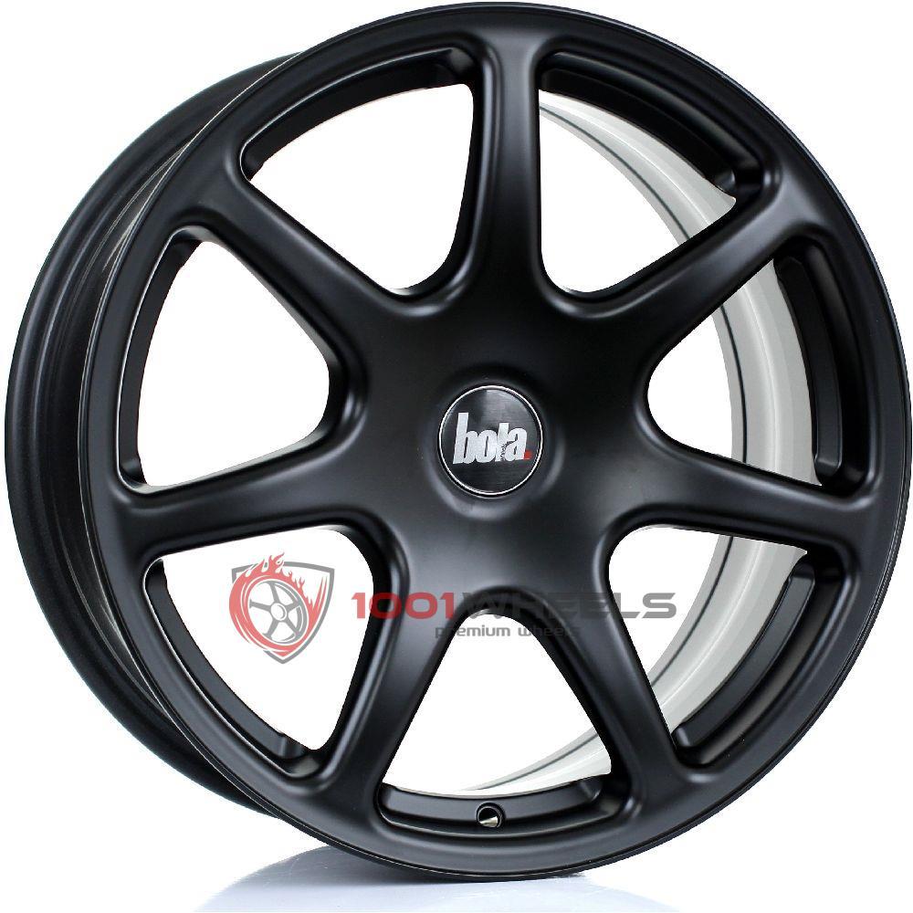 BOLA B7 matt-black