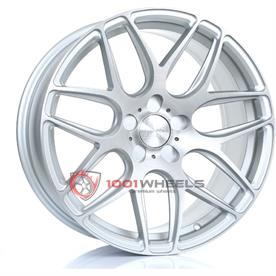 BOLA B8R matt-silver-brushed-polished