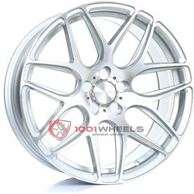 BOLA B8R silver-polished-face