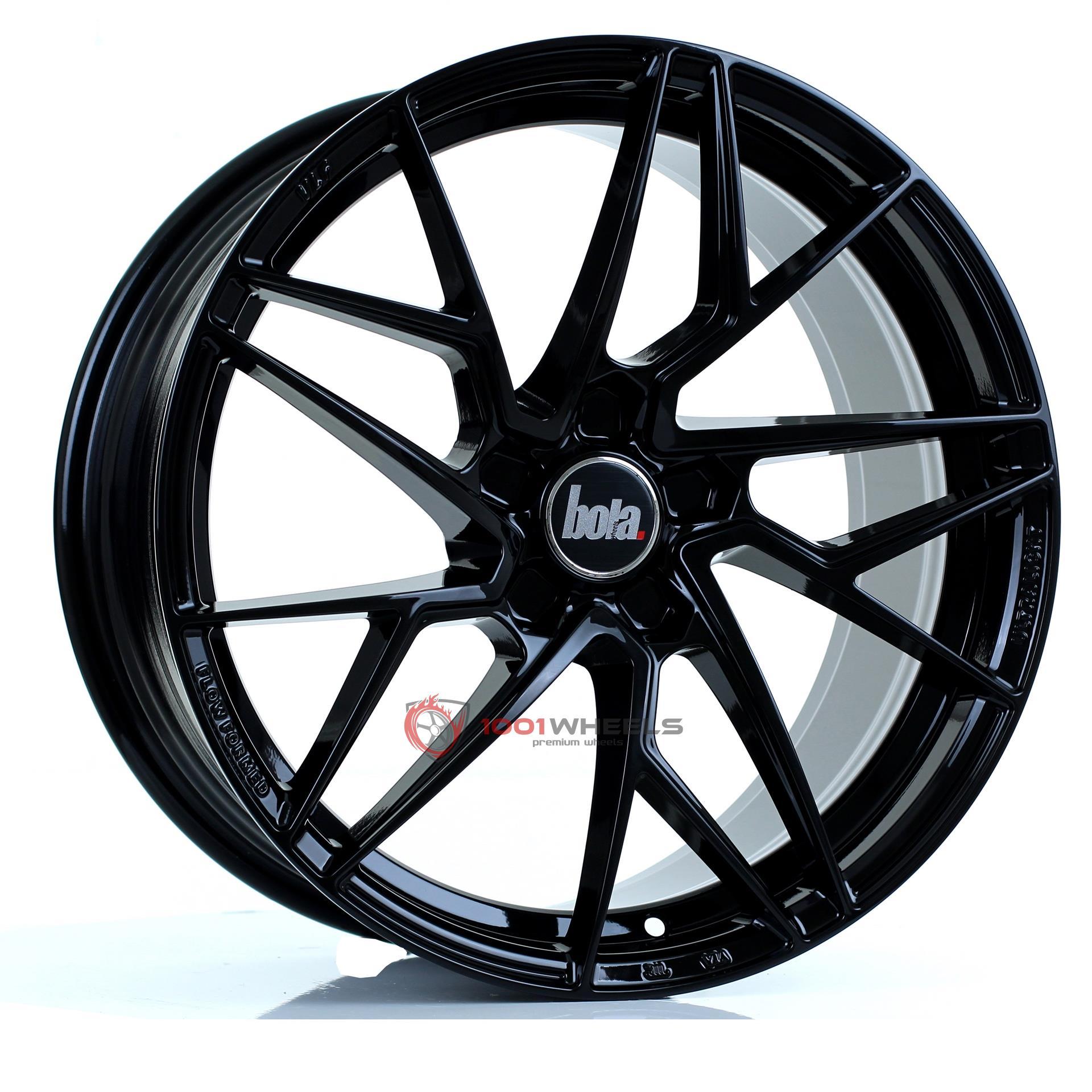 BOLA FLR gloss-black