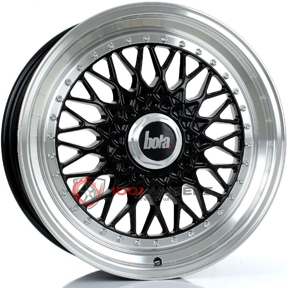BOLA TX09 black-polished-lip