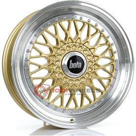 BOLA TX09 gold-polished-lip