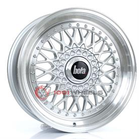 BOLA TX09 silver-polished-lip