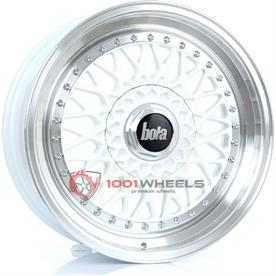 BOLA TX09 white-polished-lip