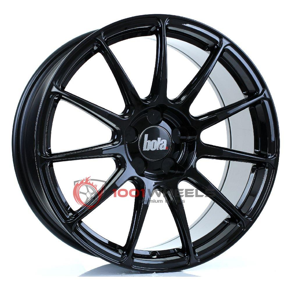BOLA VST gloss-black