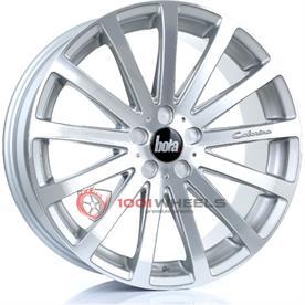 BOLA XTR silver-polished-face