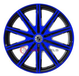 BREXTEN CUSTOM BX-10 black-and-blue