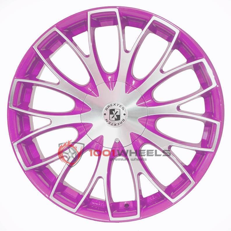 BREXTEN CUSTOM BX-20 pink-polished