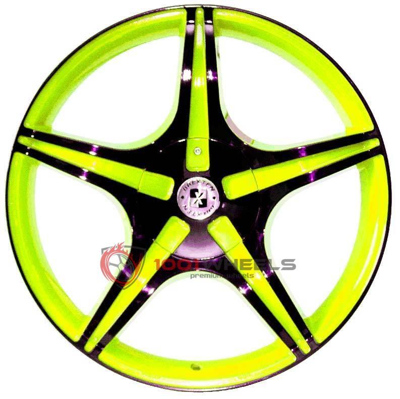 BREXTEN CUSTOM BX-5 acid-yellow