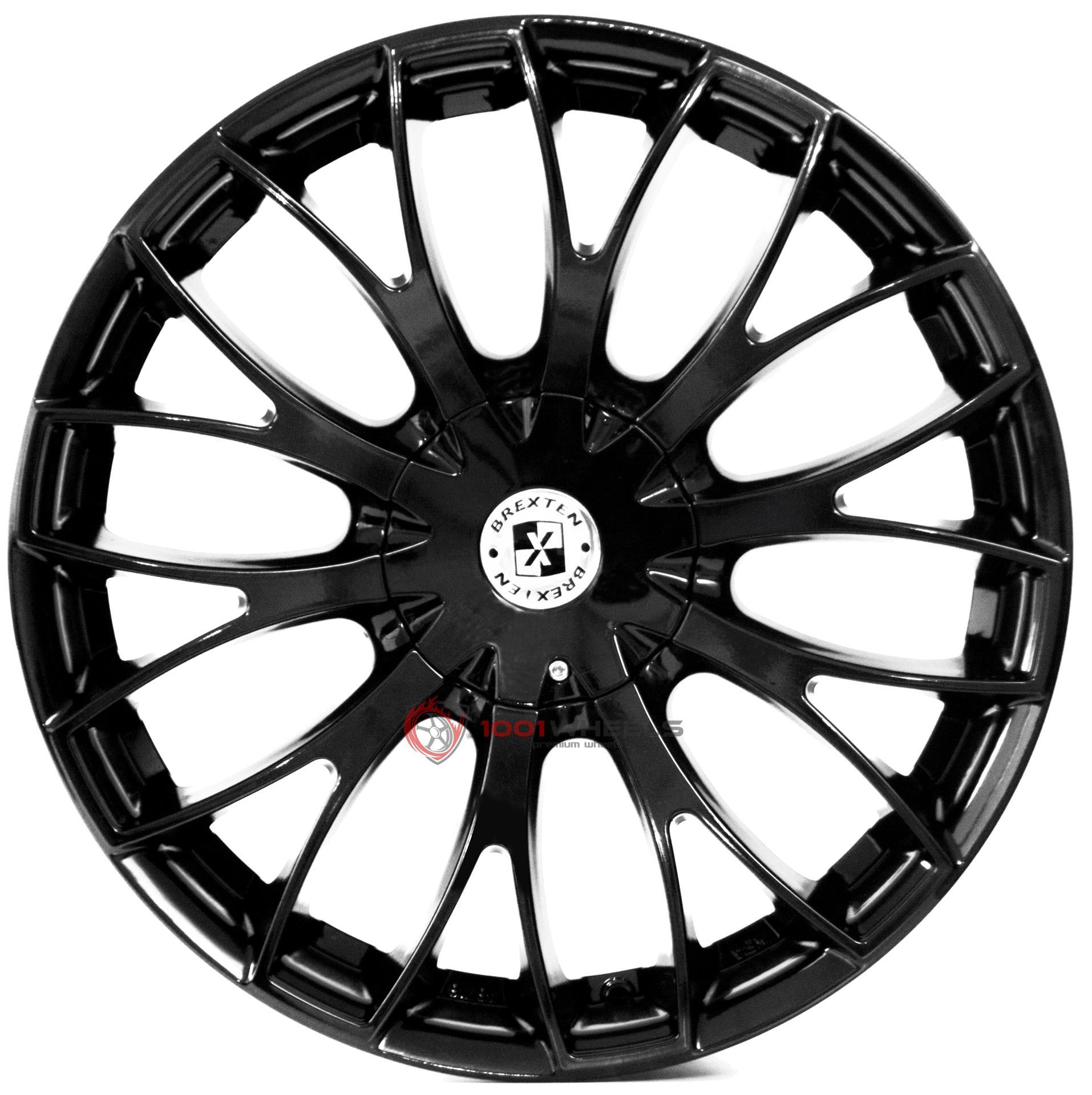 BREXTEN BX-20 matt-black