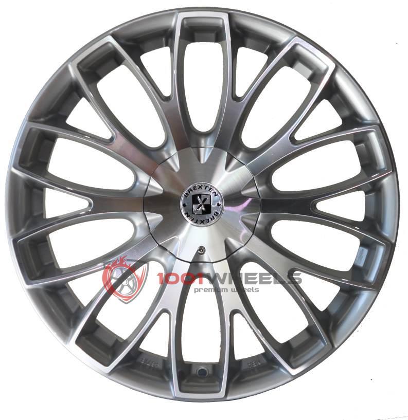 BREXTEN BX-20 silver-polished