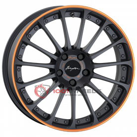 Breyton Magic CW matt-grey-with-orange-anodized-lip