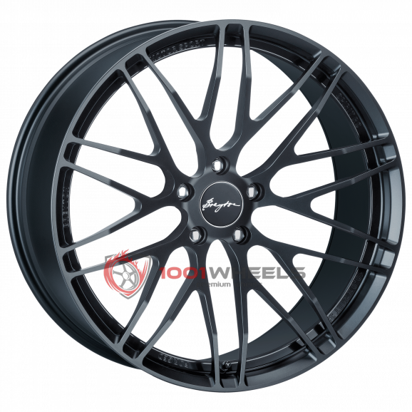 Breyton Spirit RS black-anodized