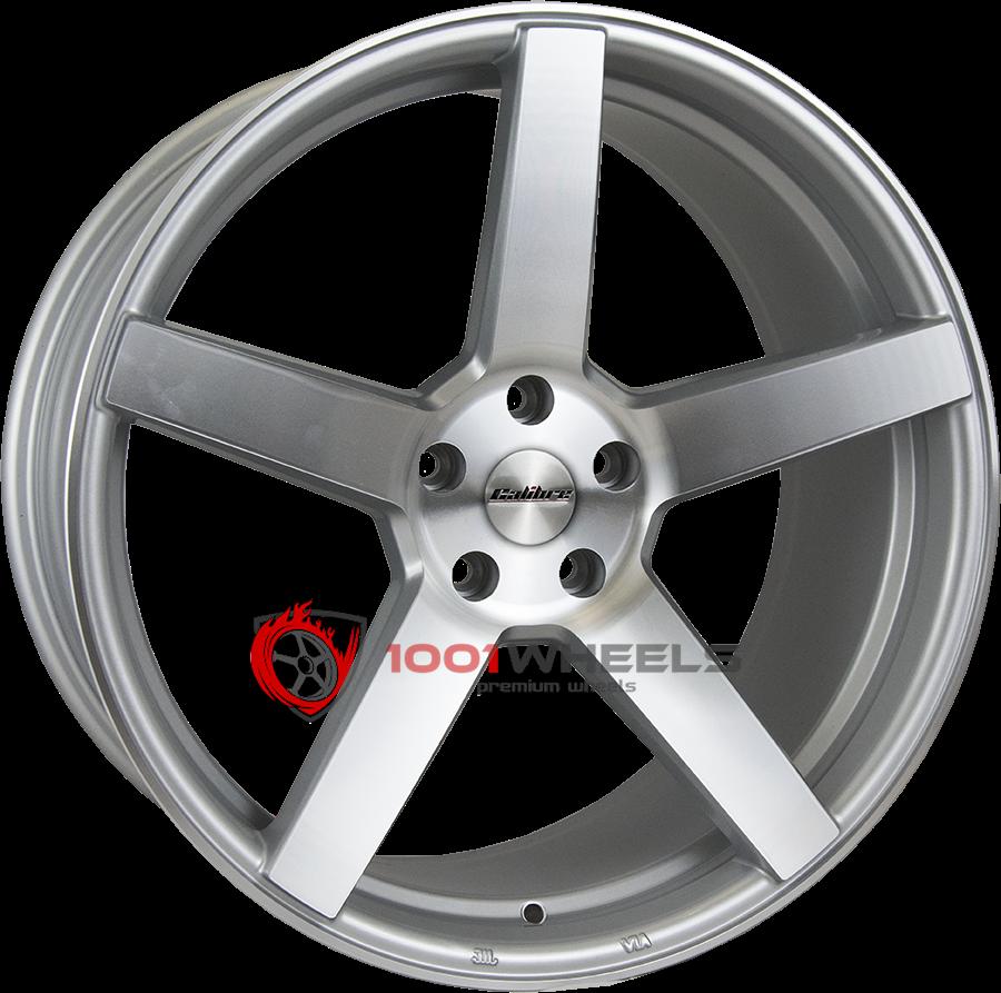 Calibre CC-Q silver-polished-face