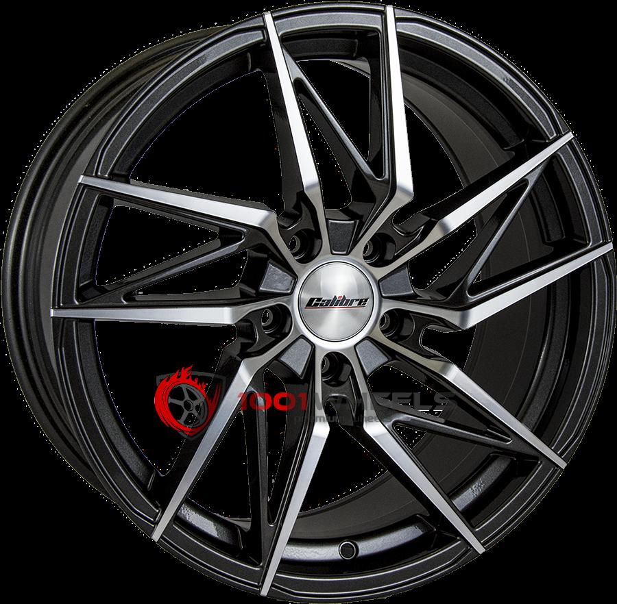 Calibre CC-Z gunmetal-polished-face