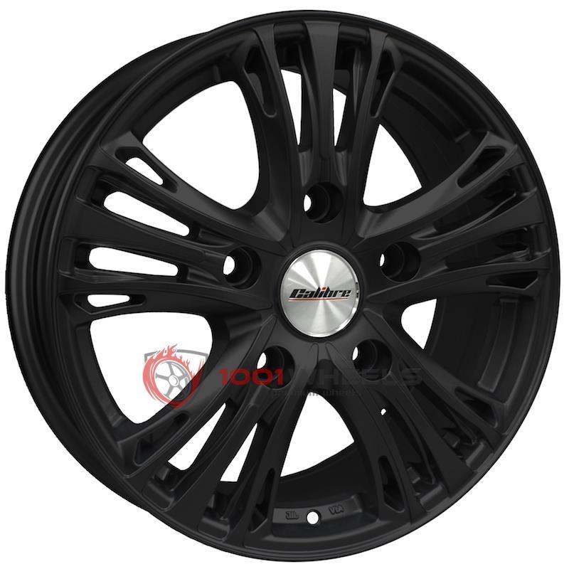 Calibre Odyssey matt-black