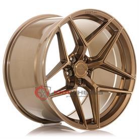 Concaver CVR2 Personalizable brushed-bronze