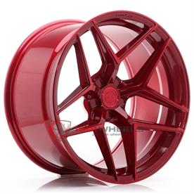 Concaver CVR2 Personalizable candy-red