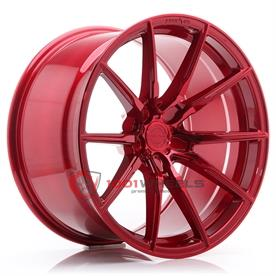 Concaver CVR4 Personalizable candy-red
