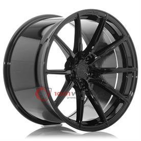 Concaver CVR4 Personalizable platinum-black