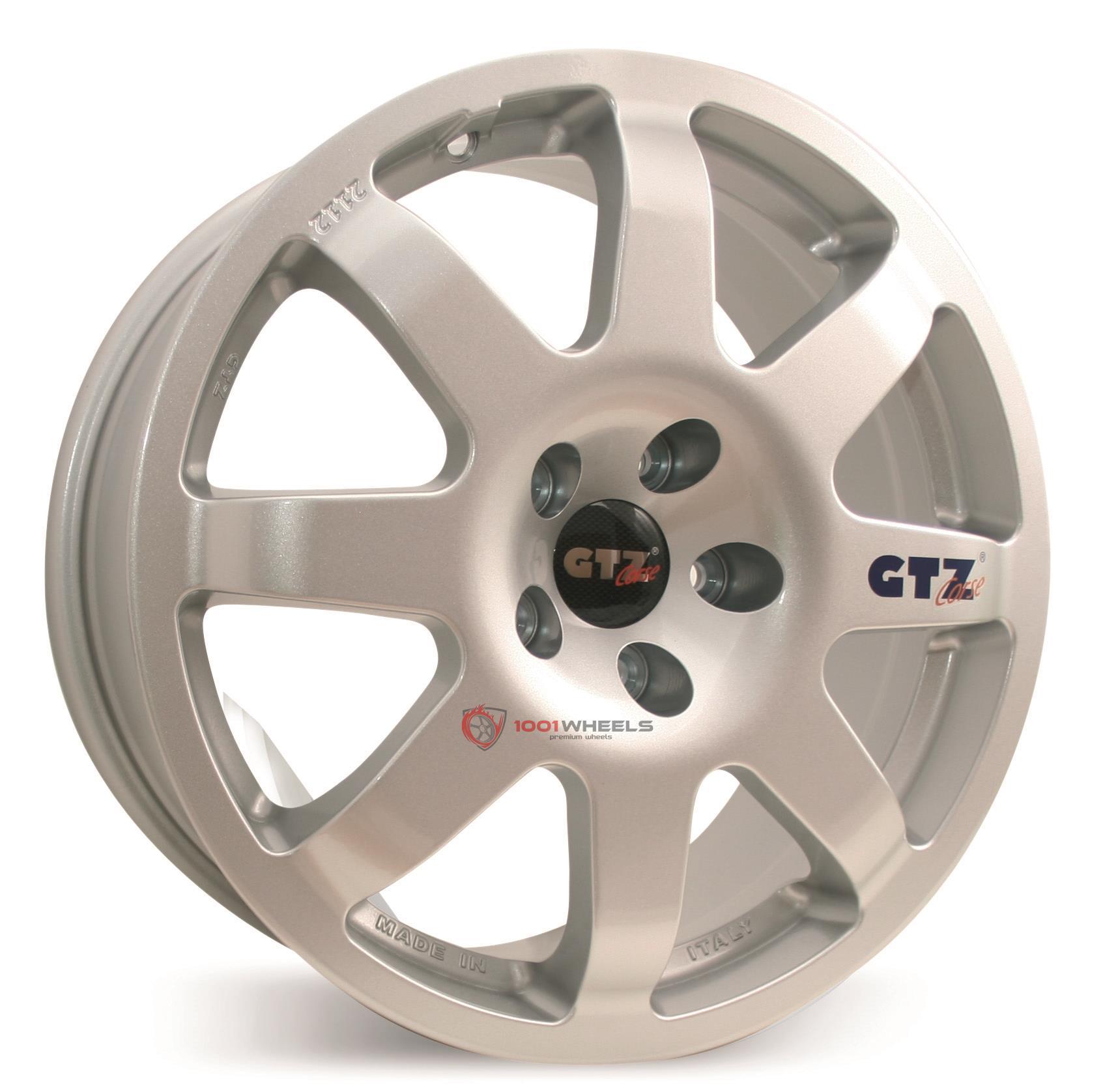 GTZ 2112 GRUPO A plata